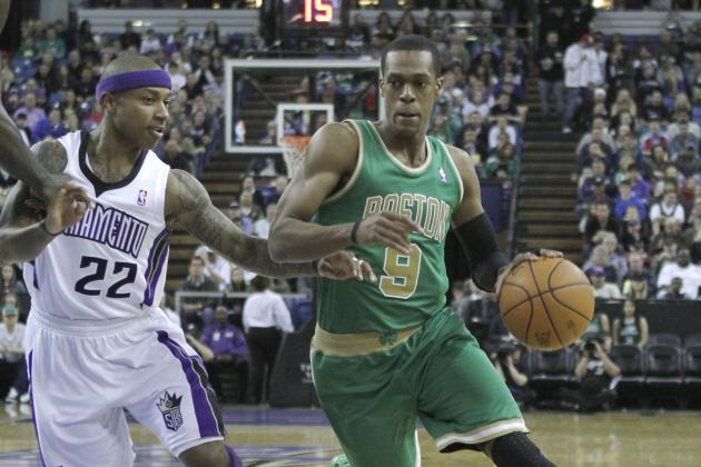 NBA Trade Rumors: Rajon Rondo Swap Would Prove Beneficial for Kings and Celtics