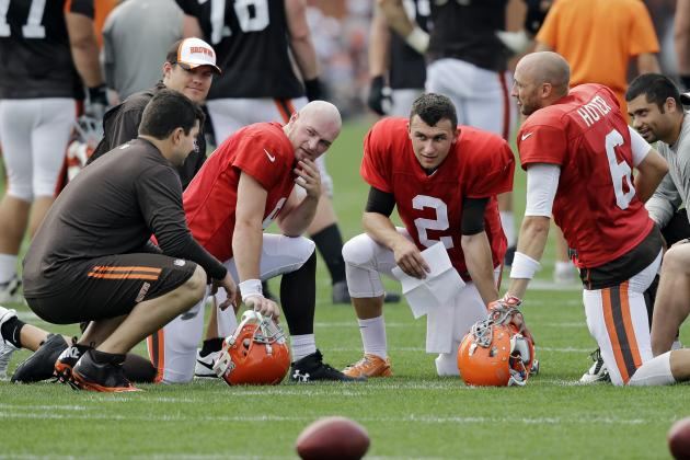 Cleveland Browns vs. Washington Redskins: Live Scores, Highlights and Analysis