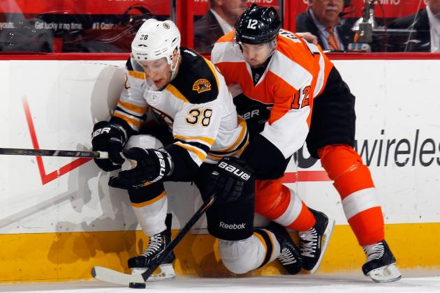 What Simon Gagne's Training Camp Invitation Means for the Boston Bruins
