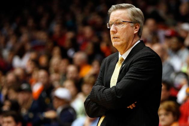 Iowa's Fran McCaffery Defends Program: 'We Don't Have Thugs'