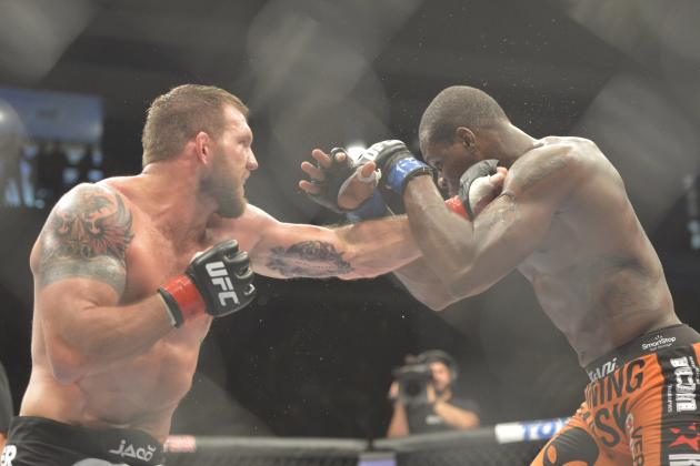Ryan Bader Re-Injured Hand Leading Up to Fight with OSP at Fight Night 47