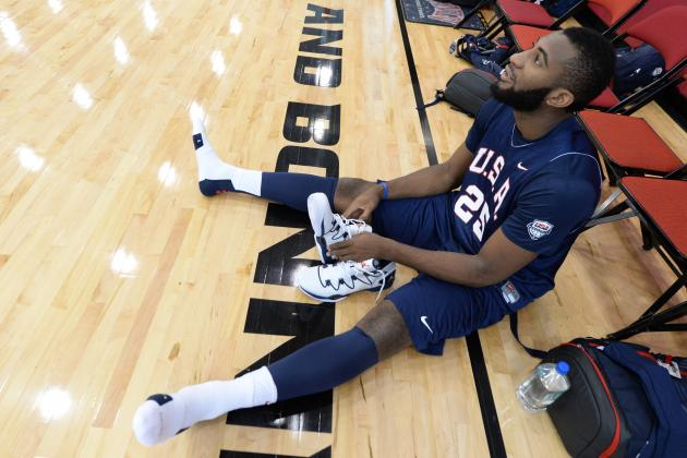 Would It Be a Mistake for Team USA to Cut Andre Drummond Before World Cup?