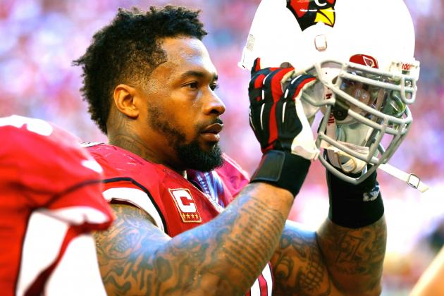 Darnell Dockett Injury: Updates on Cardinals DT's Knee and Return