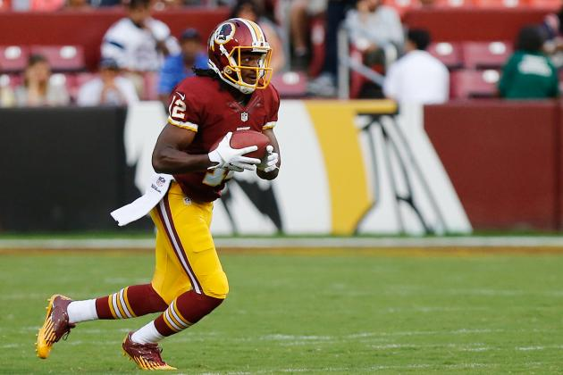 Andre Roberts' Instant Fantasy Reaction After Preseason Game vs. Browns