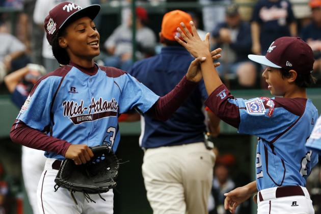 Little League World Series 2014: Most Exciting Players Remaining in U.S. Bracket