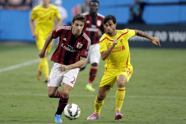 AC Milan: Will Mattia De Sciglio Perform to Expectations This Season?