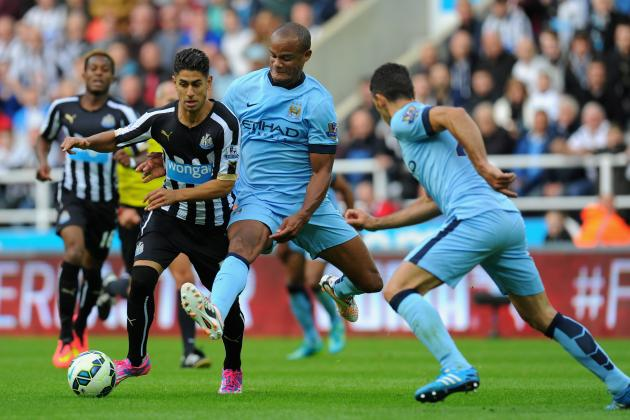 Why Vincent Kompany and Eliaquim Mangala Could Become Best EPL Defensive Tandem