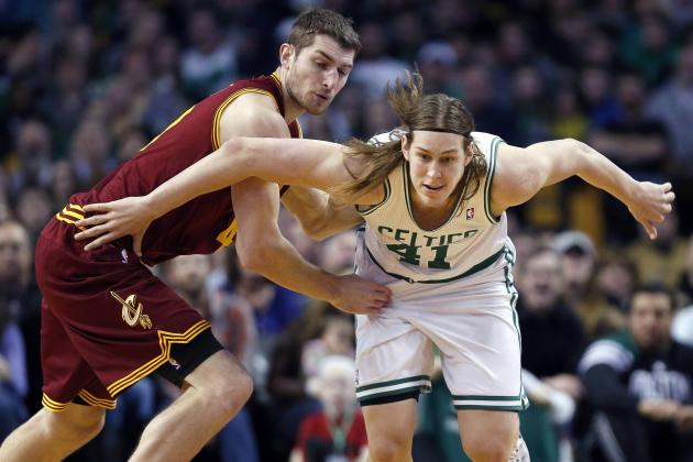 Breaking Down Boston Celtics' Center Position for 2014-15 Season