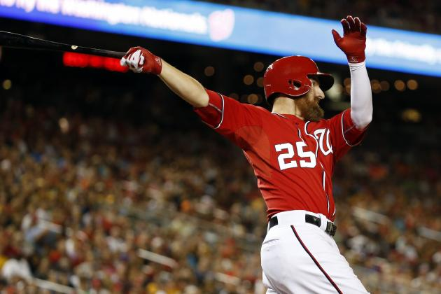 Video: LaRoche's HR Gives Nats 3rd Straight Walk-off