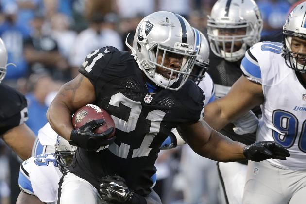Maurice Jones-Drew Is Prime Bounce-Back Fantasy Football Candidate