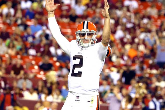 Cleveland Browns vs. Washington Redskins: Live Score, Highlights and Analysis