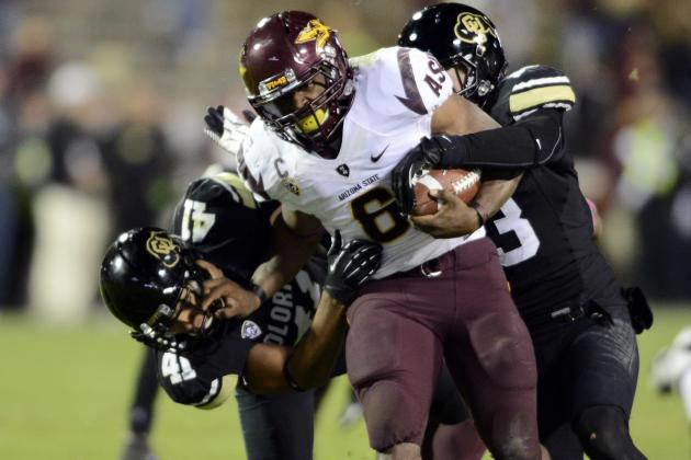 Sun Devils' Smith Poised to Make Impact at Receiver