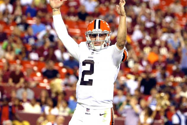 Browns vs. Redskins: Score and Twitter Reaction from 2014 NFL Preseason