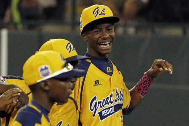 Little League World Series 2014: Day 6 Schedule and Bracket After Day 5 Results