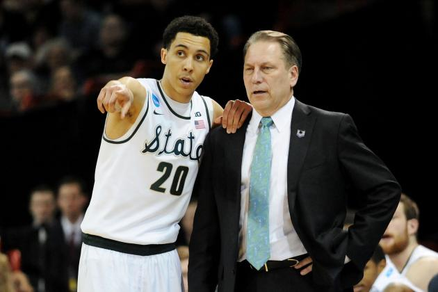 Michigan State Basketball: Who Will Be Spartans' MVP in 2014-15?