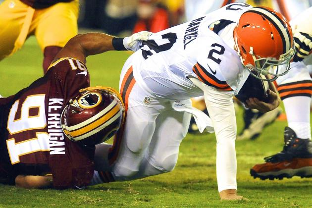 For Johnny Manziel and Hapless Browns Offense, Status Quo Hasn't Changed