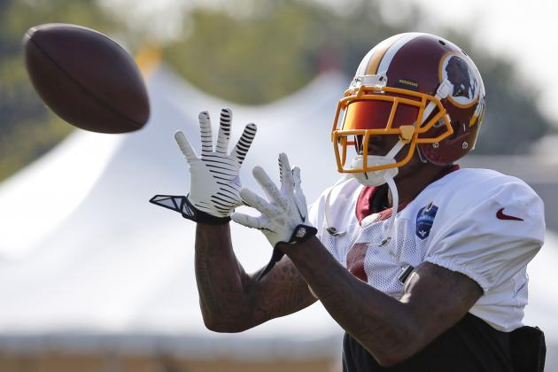 DeSean Jackson's Instant Fantasy Reaction After Preseason Game vs. Browns