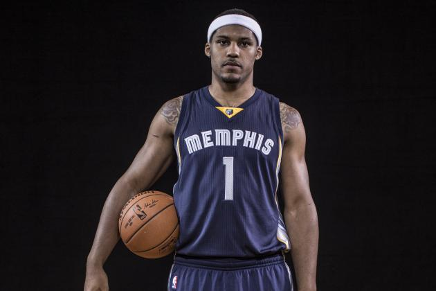 Report: Grizz Sign Rookie Stokes to 3-Year Deal