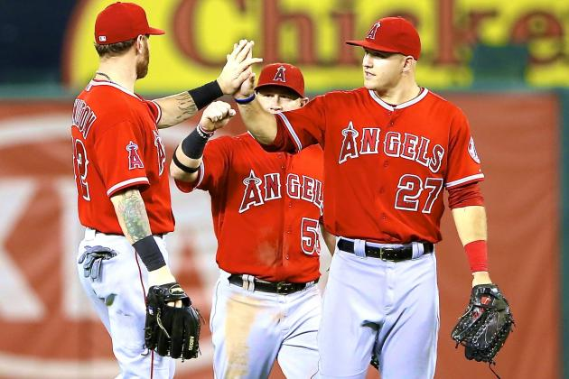 Angels Looking Like MLB's Best After Furious Ascension to Top of AL West