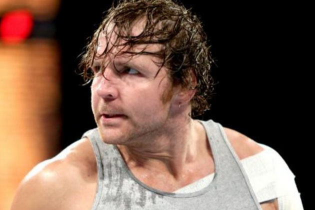 Ambrose Injured on Raw and Now He's Missing After Escaping