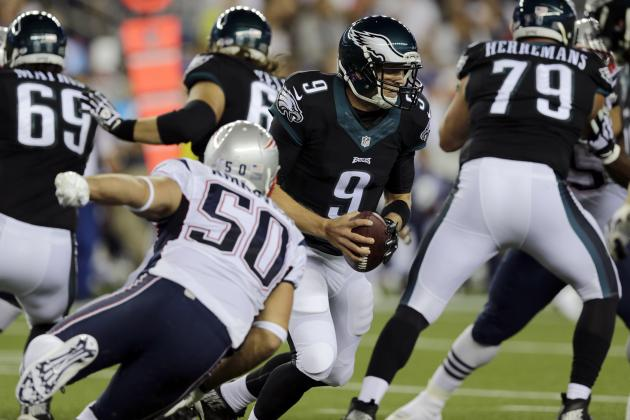 Nick Foles Must Learn to Get Rid of the Ball Quicker to Take Next Step