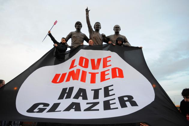 Manchester United Fans Tipped to Protest Against Glazers over Transfer Failures