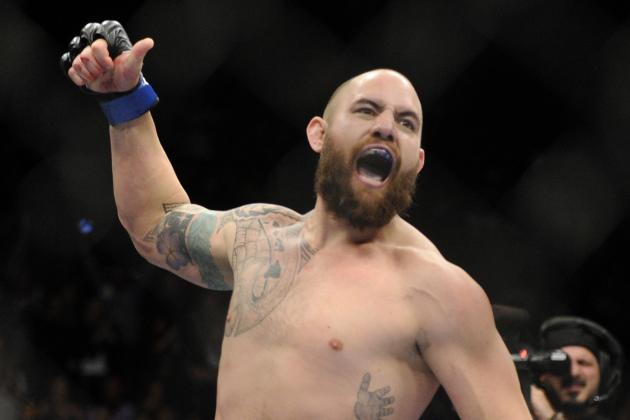 Travis Browne: Who Should the Returning Heavyweight Fight Next?