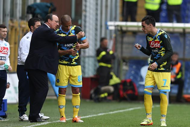 Rafa Benitez and Napoli Need to Hit the Ground Running in Champions League