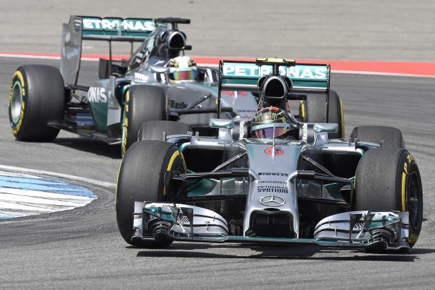 Formula 1's Summer Break Has Taken Edge off 2014 Title Battle
