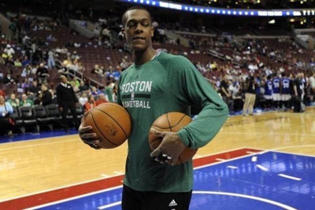 Can Rajon Rondo Make Himself the Center of Boston Celtics Rebuild?