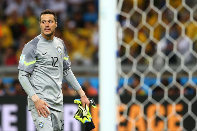 Julio Cesar Transfer Rumours: Latest News and Speculation on QPR Goalkeeper