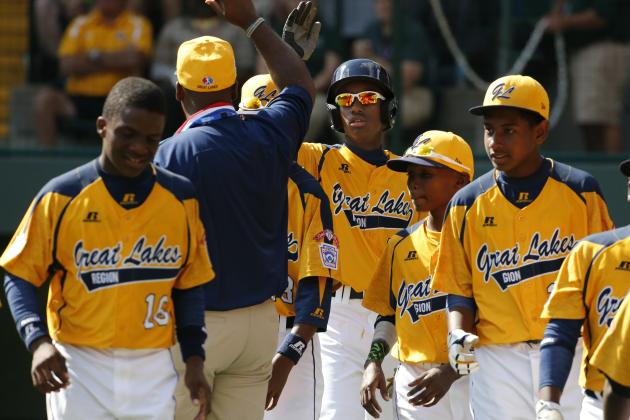 Little League World Series 2014: LLWS Live Stream Schedule and Picks for Day 6