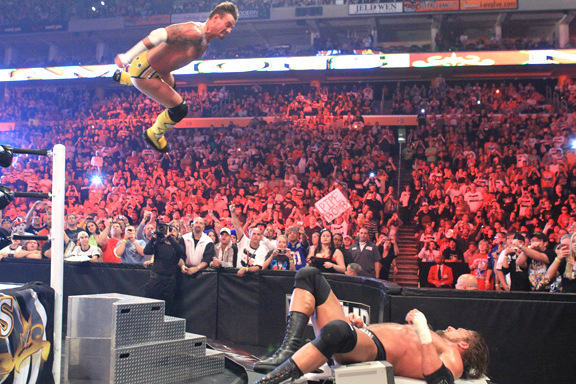 WWE Classic of the Week: Triple H vs. CM Punk, Night of Champions 2011