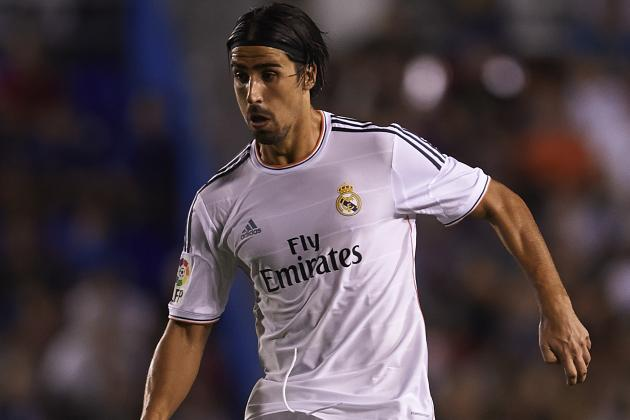 Arsenal Transfer News: Latest on Sami Khedira, Adrien Rabiot Deal Nears