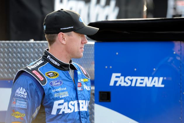 Edwards Joins Joe Gibbs Racing for 2015