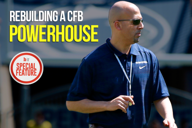 Rebuilding a Powerhouse: How James Franklin Is Leading Penn State Back to Glory
