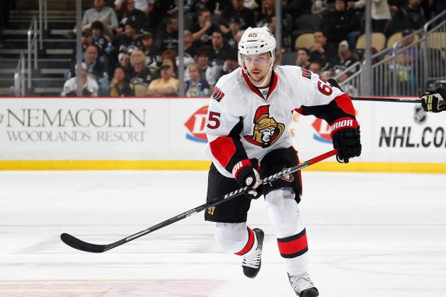 Sens' Karlsson Won't Turn Down 'C' If Offered