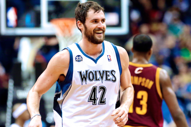 Cleveland Cavaliers Prove Instant Rebuilds Aren't Dead with Kevin Love Trade