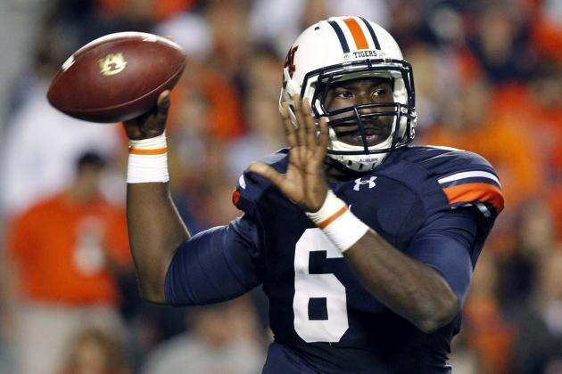Auburn Football: Jeremy Johnson Is Already a Leader for the Tigers' Offense