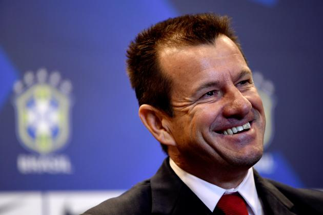 Dunga Announces First Brazil Squad Since Taking Over as Manager