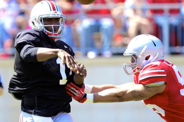 J.T. Barrett Must Grow Fast for Buckeyes to Contend After Braxton Miller Injury