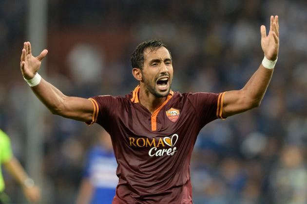 Mehdi Benatia Transfer Rumours: Latest News and Speculation on Roma Star
