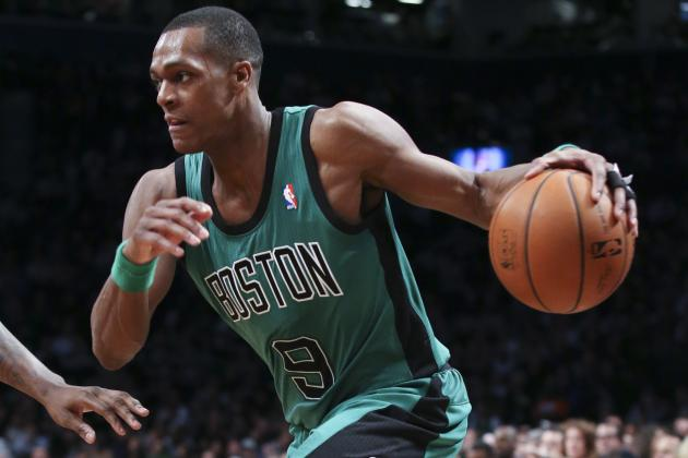 Boston Celtics: The Rajon Rondo Quandary