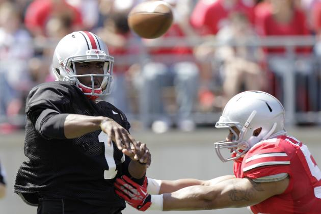 Debate: Can Barrett Lead Buckeyes to B1G Title?