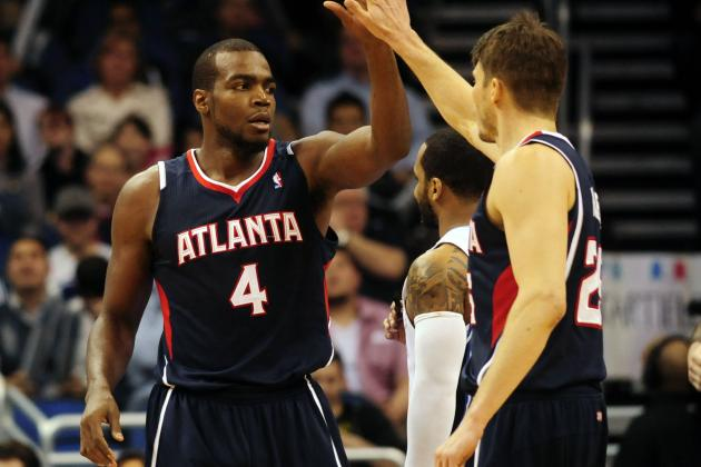 Projecting the Hawks' Starting Lineup