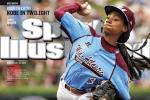 LLWS Star Mo'ne Davis Featured on SI Cover