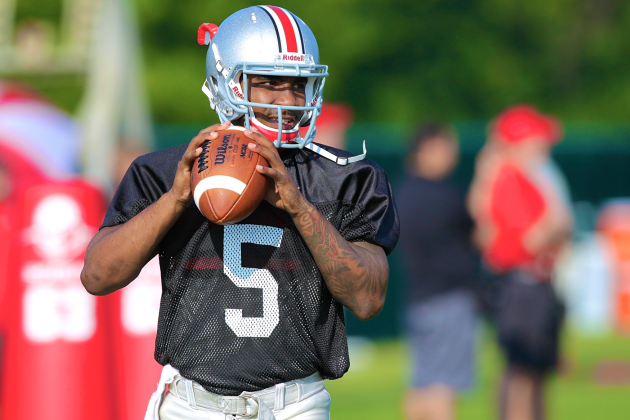 Braxton Miller Ruled out for Season with Shoulder Injury