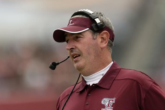 Fordham's Joe Moorhead Has Rams Primed for Run at FCS Title