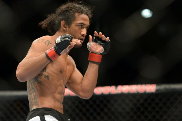 UFC Fight Night 49's Benson Henderson: Far Beyond Driven