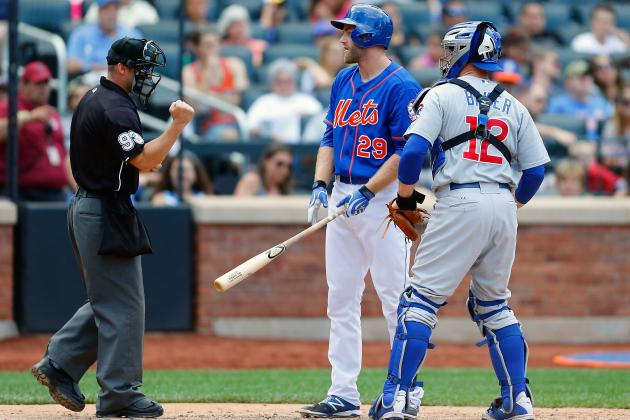 Mets Become 1st Team Since 2004 to Record 5 Straight Games with 4 or Fewer Hits